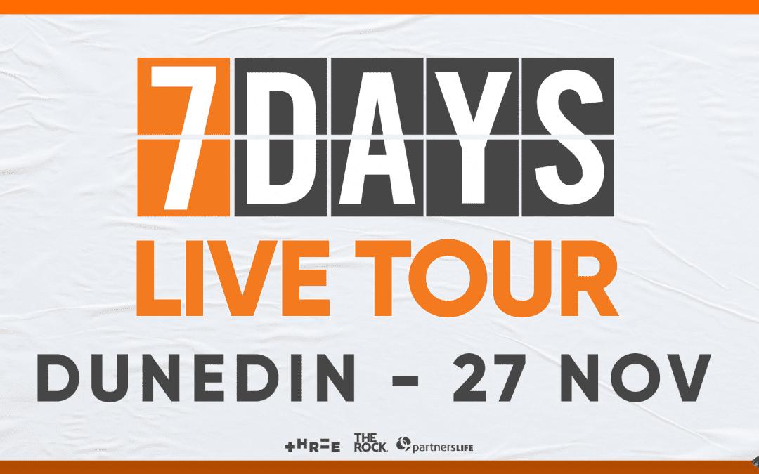 7 Days Live – 27 November