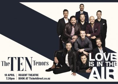 The Ten Tenors – 14 April 2021