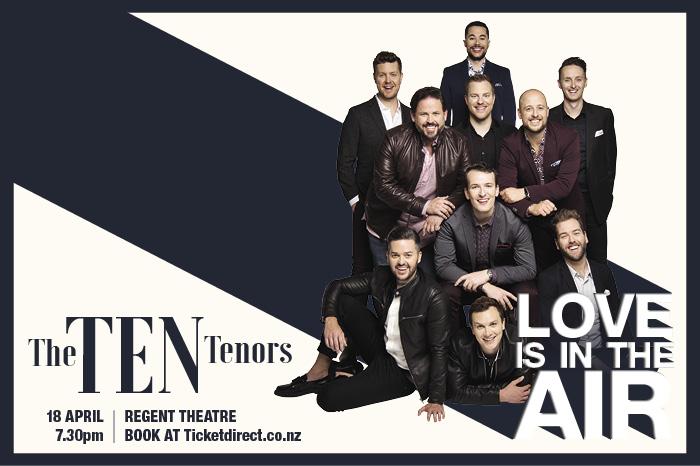 The Ten Tenors – 14 April 2021