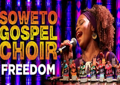 Soweto Gospel Choir – 29 March