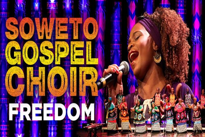 Soweto Gospel Choir – 29 March