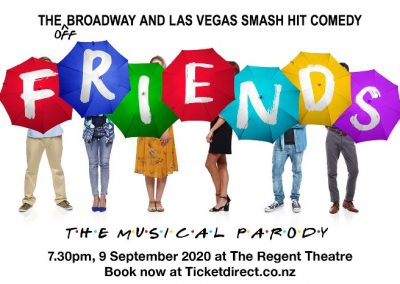 Friends – The Musical Parody – 9 September