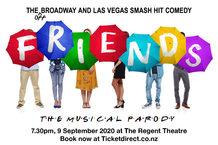 Friends – The Musical Parody – 9 September