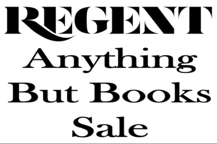 Anything But Books Sale – POSTPONED