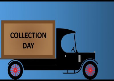 Collection Day – 29 March