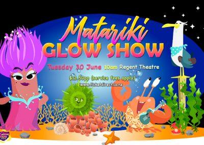 Matariki Glow Show – 30 June