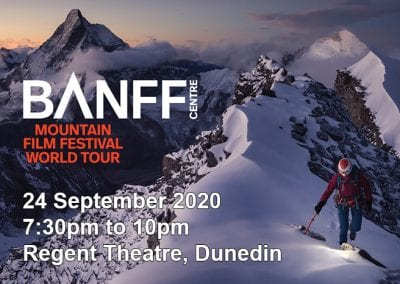 Banff Film Festival – World Tour – 24 September