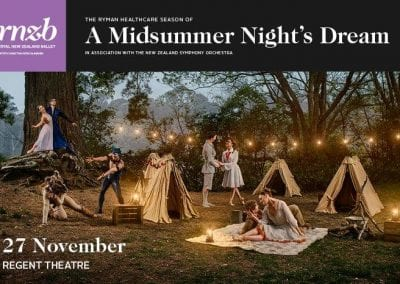 A Midsummer Night's Dream – 27 November 2021