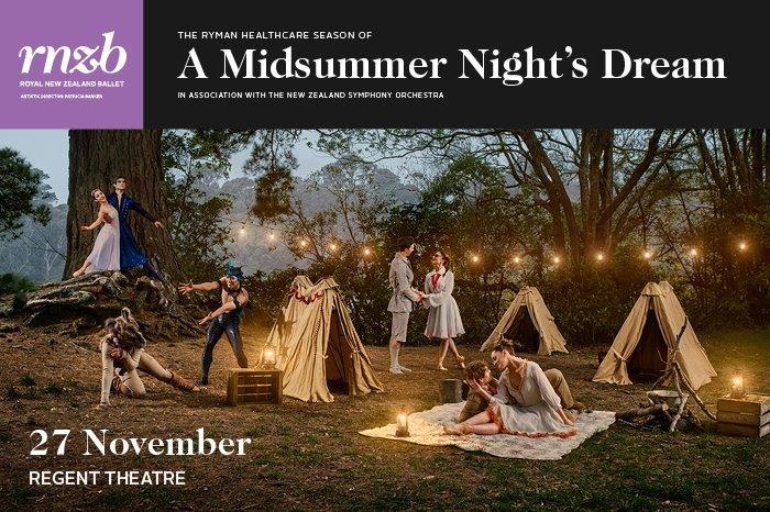 A Midsummer Night's Dream – 27 November 2021