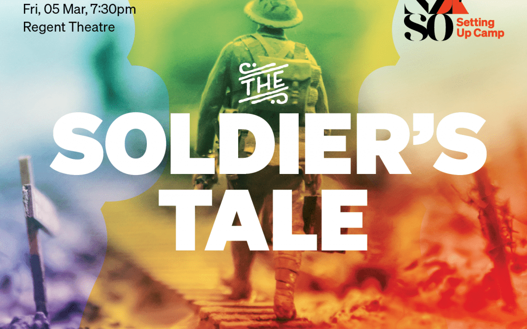 The Soldier's Tale – POSTPONED
