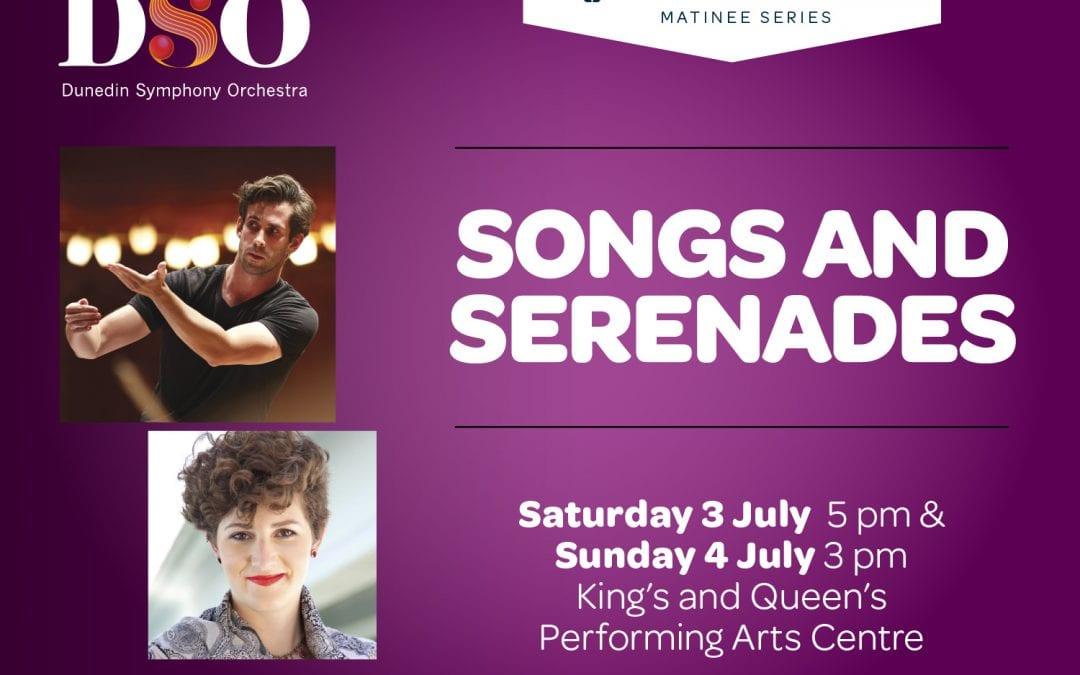 Dunedin Symphony Orchestra – 3 July 2021 & 4 July 2021