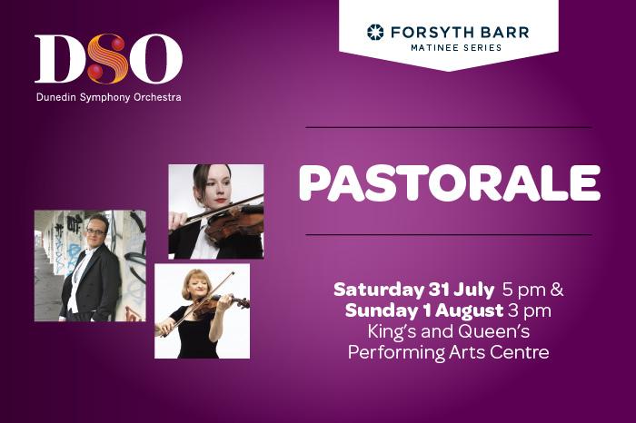 Dunedin Symphony Orchestra – 31 July 2021 & 1 August 2021