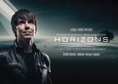 Professor Brian Cox – HORIZONS – 1 March 2022