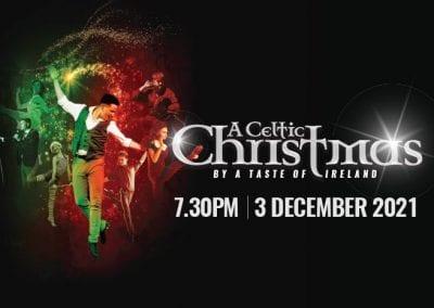 A Celtic Christmas – 3 December 2021