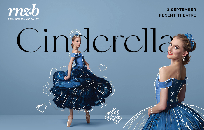 RNZB – Cinderella – Saturday 3 September 2022